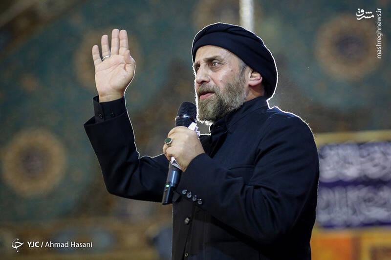 عکس/ شب شهادت حضرت زهرا (س) در حرم مطهر رضوی - 6