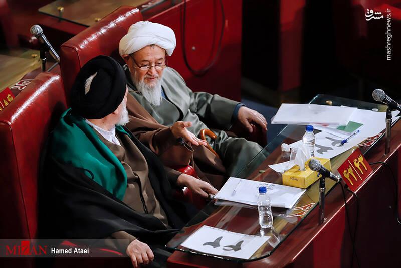 عکس/ اختتامیه ششمین اجلاسیه مجلس خبرگان - 18