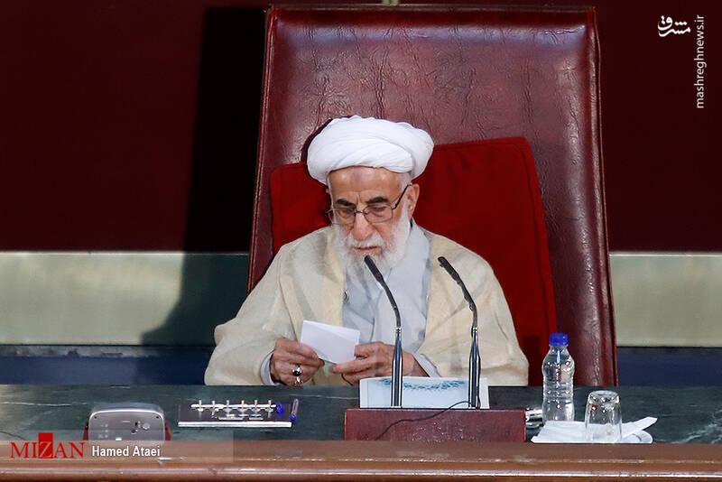 عکس/ اختتامیه ششمین اجلاسیه مجلس خبرگان - 8
