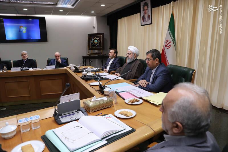 عکس/ مجمع عمومی سالانه بانک مرکزی با حضور روحانی - 7