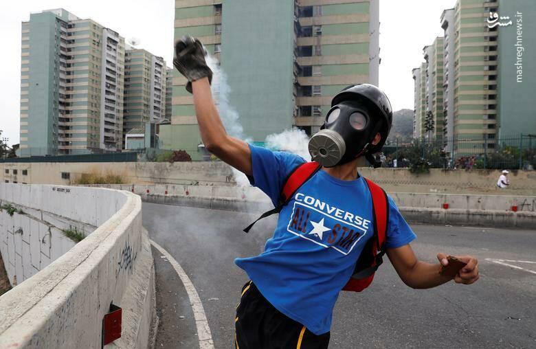 عکس/ در ونزوئلا چه خبر است؟ - 25