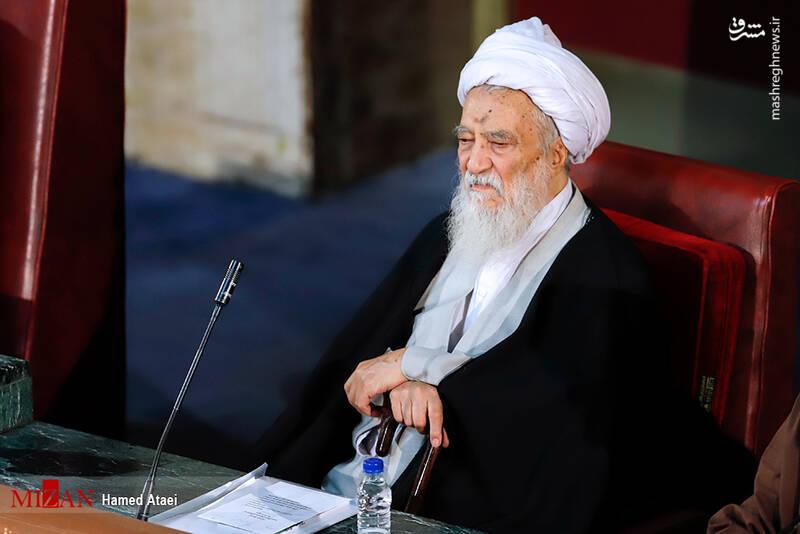 عکس/ اختتامیه ششمین اجلاسیه مجلس خبرگان - 23