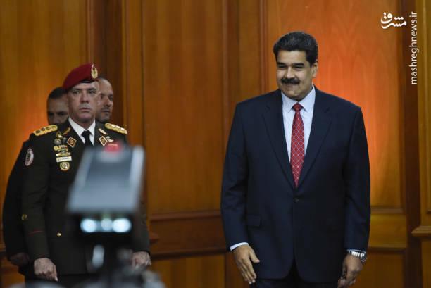 عکس/ کنفرانس خبری رئیس جمهور ونزوئلا - 0