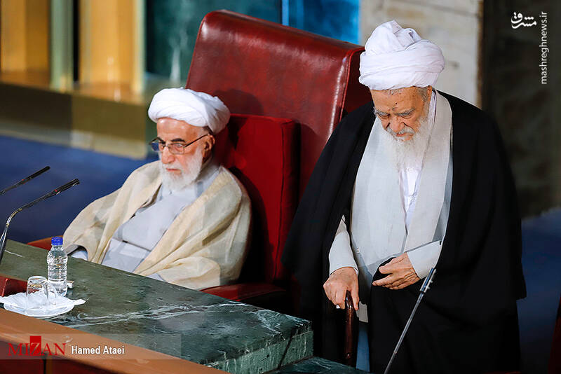 عکس/ اختتامیه ششمین اجلاسیه مجلس خبرگان - 20