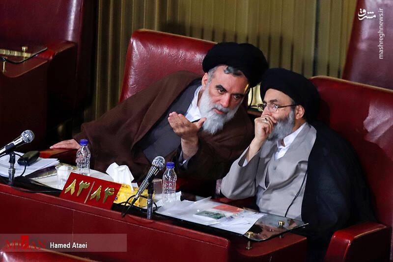 عکس/ اختتامیه ششمین اجلاسیه مجلس خبرگان - 21
