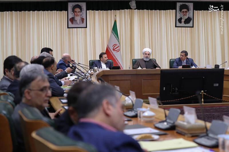 عکس/ مجمع عمومی سالانه بانک مرکزی با حضور روحانی - 6