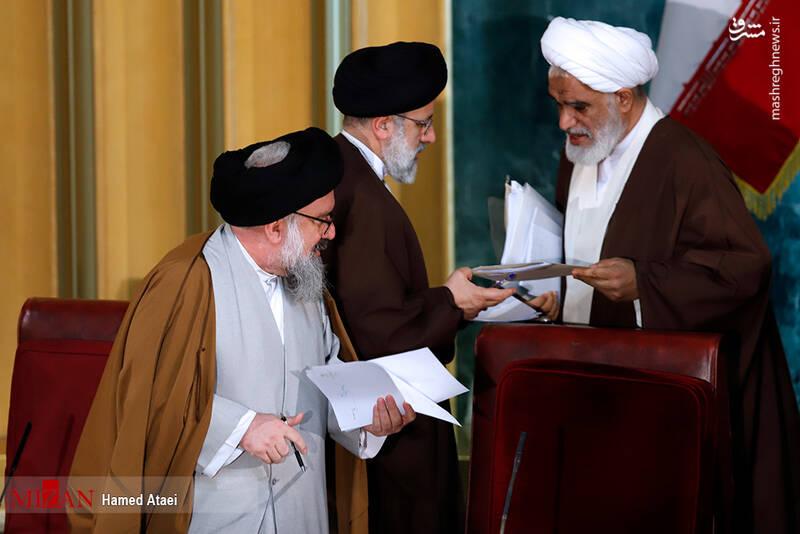 عکس/ اختتامیه ششمین اجلاسیه مجلس خبرگان - 29