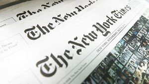 نیویورکتایمز: بیانات آیتالله خامنهای مهم بود ایران در مقابل آمریکا عقبنشینی نمیکند