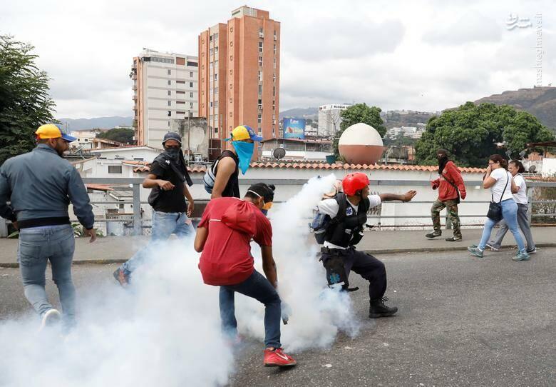 عکس/ در ونزوئلا چه خبر است؟ - 30