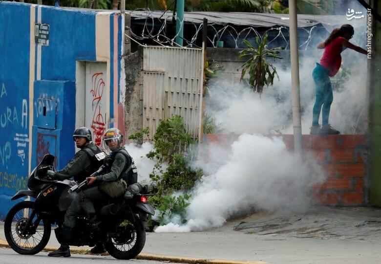 عکس/ در ونزوئلا چه خبر است؟ - 22