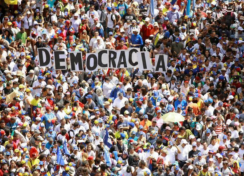 عکس/ در ونزوئلا چه خبر است؟ - 2
