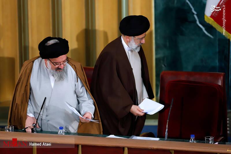 عکس/ اختتامیه ششمین اجلاسیه مجلس خبرگان - 27