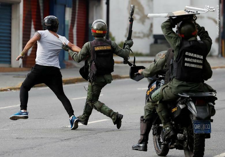 عکس/ در ونزوئلا چه خبر است؟ - 14