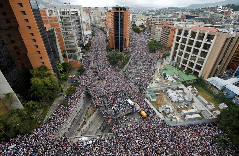 عکس/ در ونزوئلا چه خبر است؟ - 32