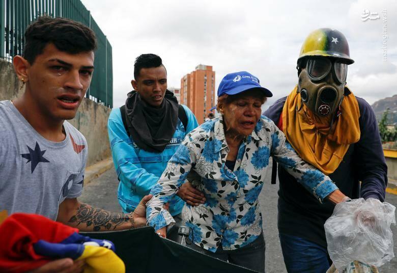 عکس/ در ونزوئلا چه خبر است؟ - 31