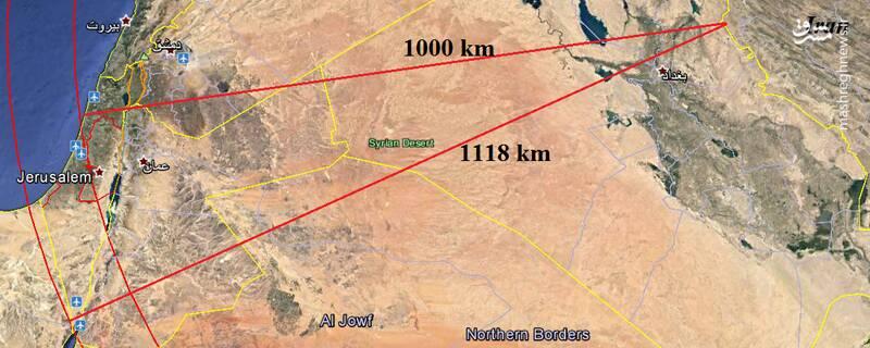 ۱۰ ویژگی مهم «دزفول»؛ از بالک تا کلاهک/ موشکهای نقطهزن ایرانی به اسرائیل رسیدند +عکس و نقشه - 66