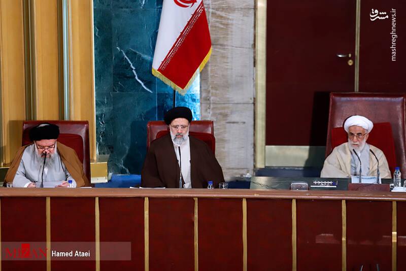 عکس/ اختتامیه ششمین اجلاسیه مجلس خبرگان - 2
