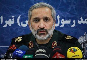 سردار یزدی: تمام گردانهای سپاه تهران آماده کمک به سیل زدگان هستند
