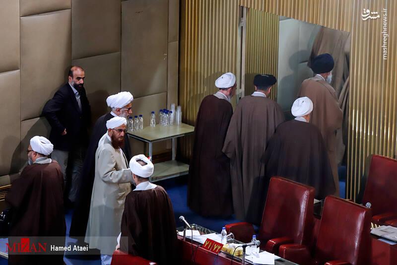 عکس/ اختتامیه ششمین اجلاسیه مجلس خبرگان - 28