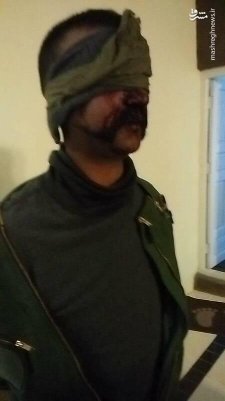 عکس/ خلبان اسیرشده هندی در پاکستان - 5