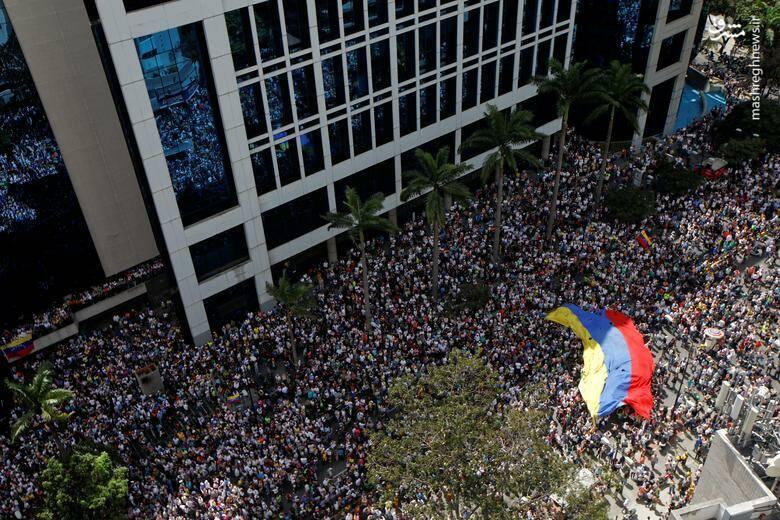 عکس/ در ونزوئلا چه خبر است؟ - 3