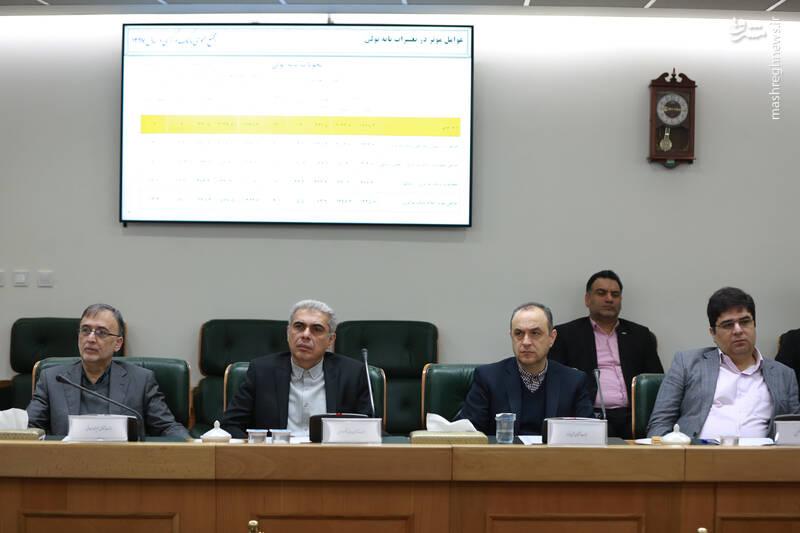 عکس/ مجمع عمومی سالانه بانک مرکزی با حضور روحانی - 5