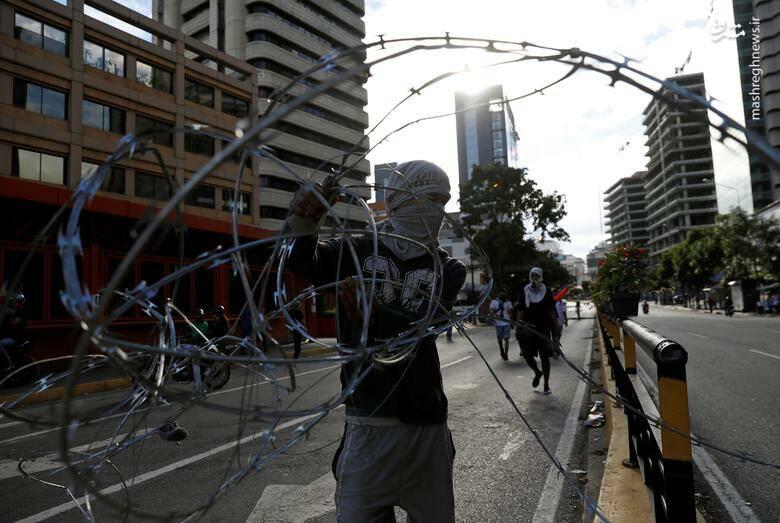 عکس/ در ونزوئلا چه خبر است؟ - 6
