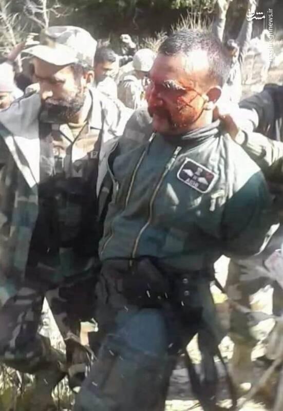 عکس/ خلبان اسیرشده هندی در پاکستان - 0