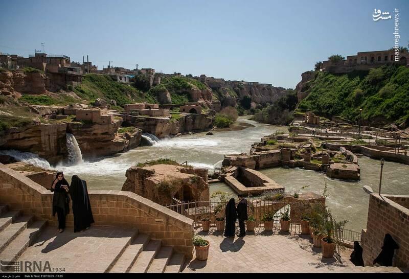 عکس/ شاهکار فنیومهندسی ایرانیان باستان - 1
