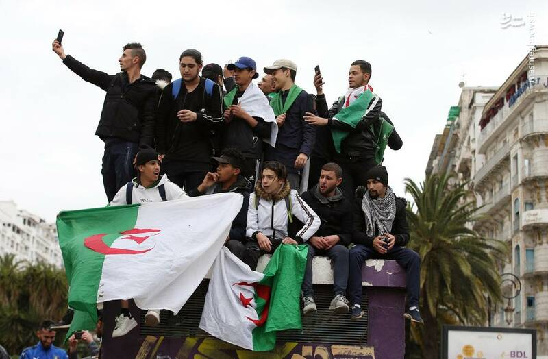 عکس/ ادامه ناآرامیها در خیابانهای الجزایر - 15
