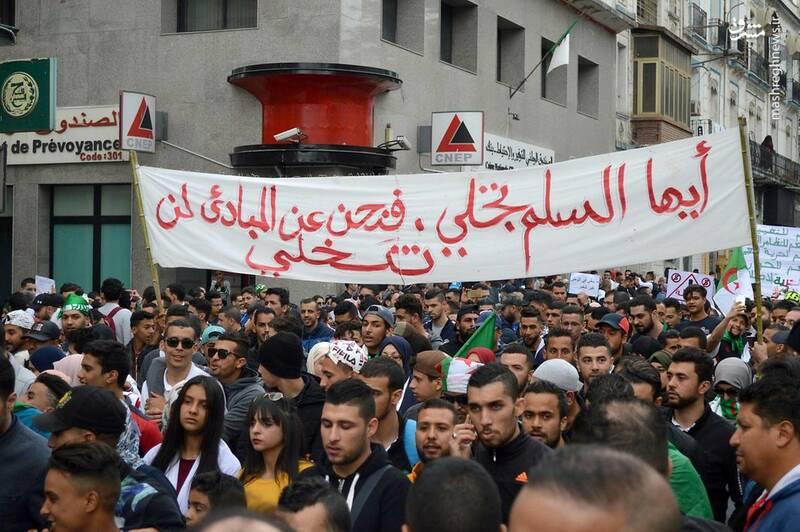 عکس/ ادامه ناآرامیها در خیابانهای الجزایر - 16