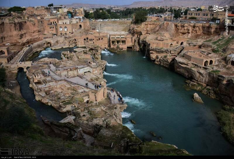 عکس/ شاهکار فنیومهندسی ایرانیان باستان - 6