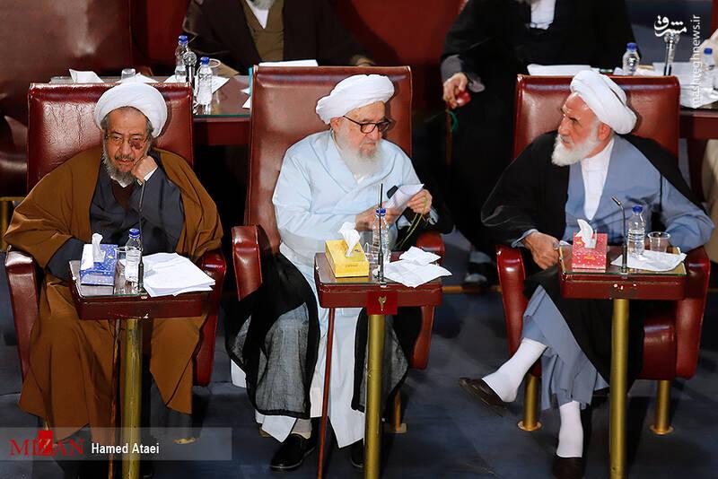 عکس/ اختتامیه ششمین اجلاسیه مجلس خبرگان - 3