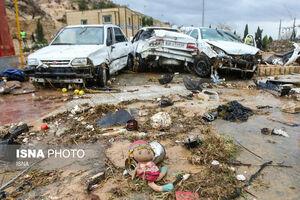 احراز هویت ۱۳ تن از قربانیان سیل در شیراز +اسامی