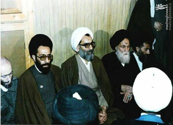 تصویری قدیمی از مرحوم حبیبی - 1