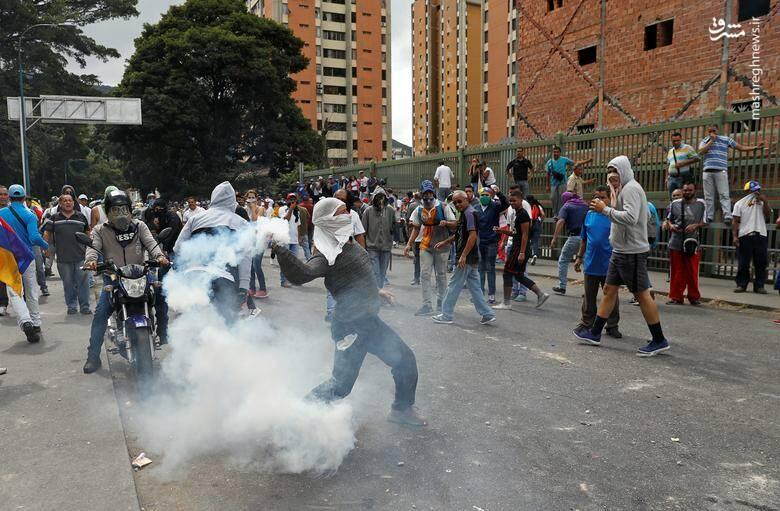 عکس/ در ونزوئلا چه خبر است؟ - 26