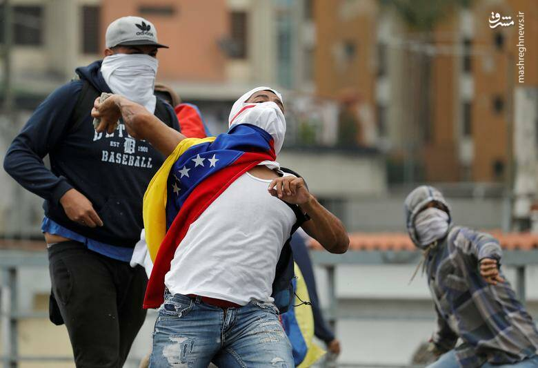 عکس/ در ونزوئلا چه خبر است؟ - 28