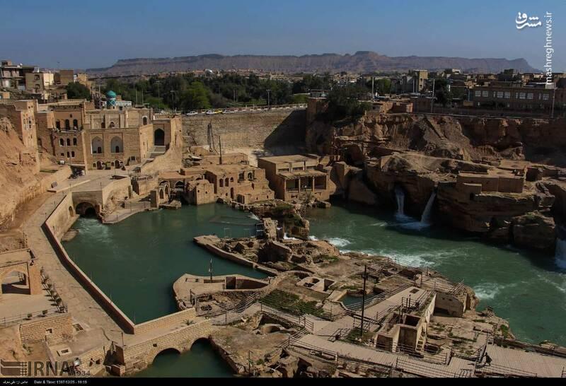 عکس/ شاهکار فنیومهندسی ایرانیان باستان - 10