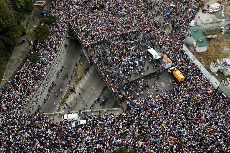 عکس/ در ونزوئلا چه خبر است؟ - 12