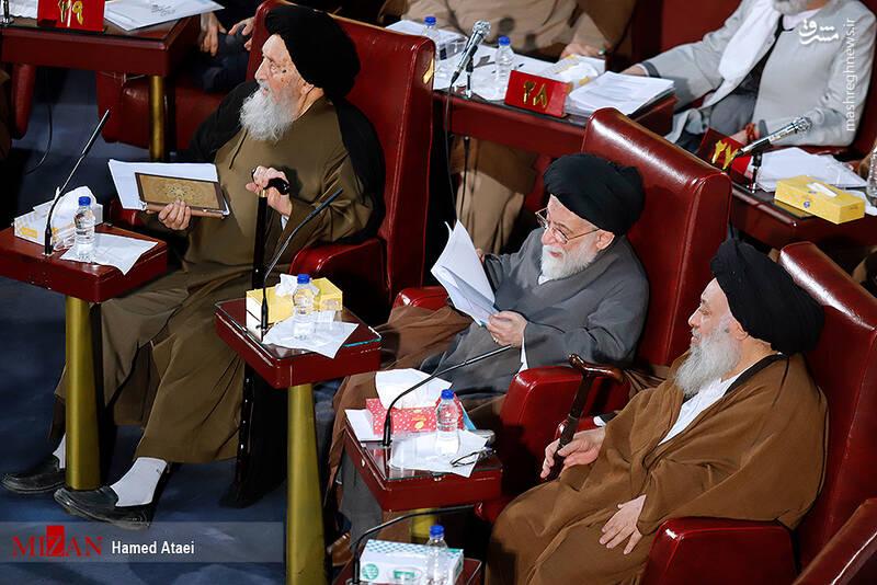 عکس/ اختتامیه ششمین اجلاسیه مجلس خبرگان - 15