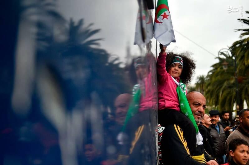 عکس/ ادامه ناآرامیها در خیابانهای الجزایر - 13