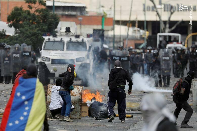 عکس/ در ونزوئلا چه خبر است؟ - 21
