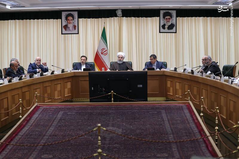 عکس/ مجمع عمومی سالانه بانک مرکزی با حضور روحانی - 8
