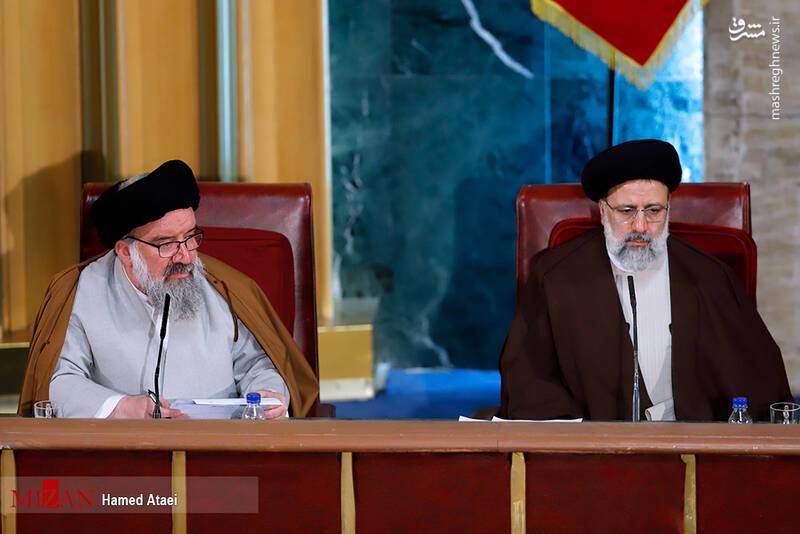 عکس/ اختتامیه ششمین اجلاسیه مجلس خبرگان - 6