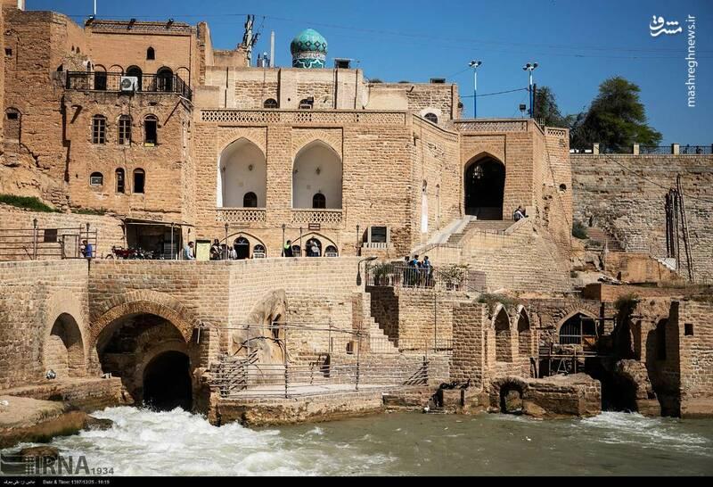 عکس/ شاهکار فنیومهندسی ایرانیان باستان - 4