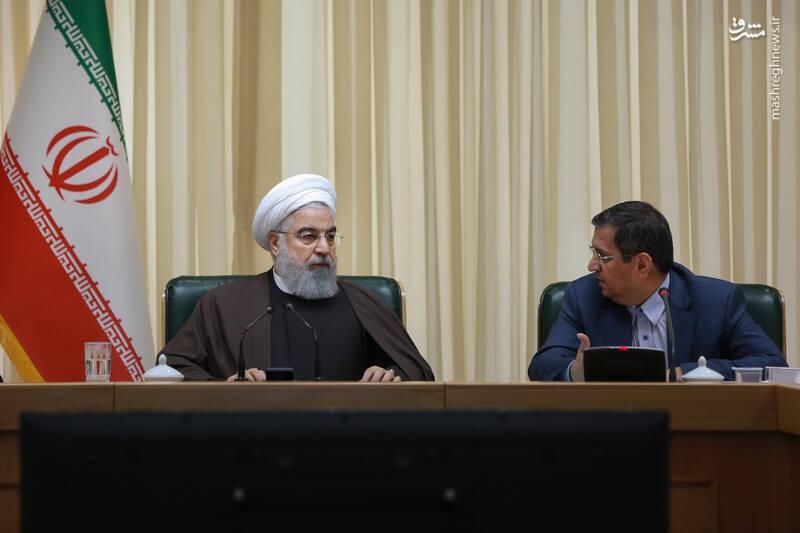 عکس/ مجمع عمومی سالانه بانک مرکزی با حضور روحانی - 4