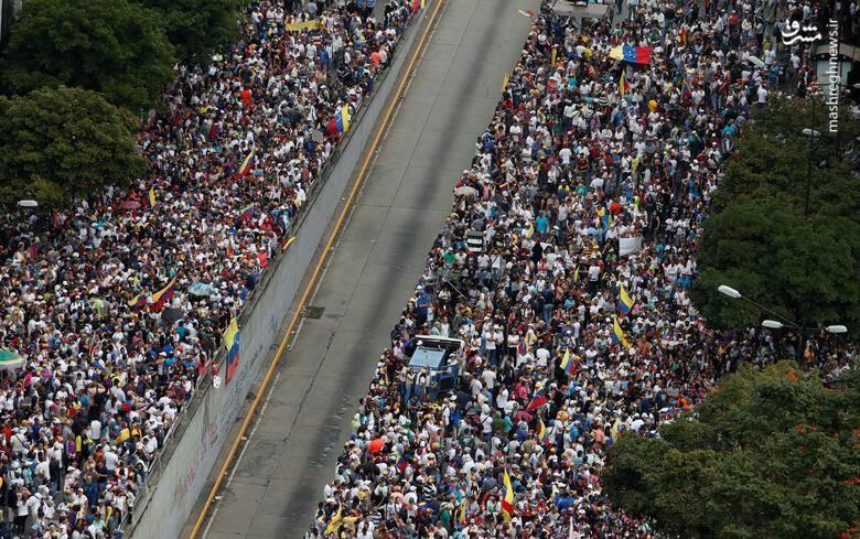 عکس/ در ونزوئلا چه خبر است؟ - 11
