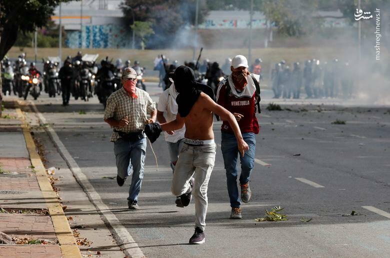 عکس/ در ونزوئلا چه خبر است؟ - 23