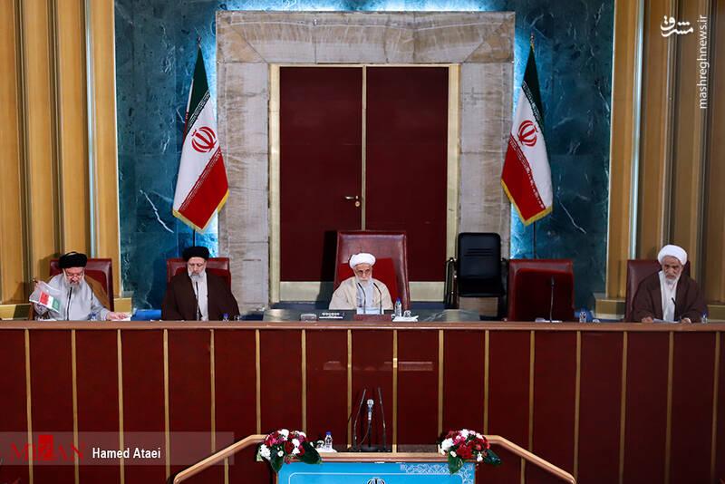 عکس/ اختتامیه ششمین اجلاسیه مجلس خبرگان - 11