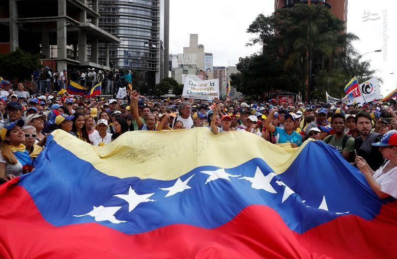عکس/ در ونزوئلا چه خبر است؟ - 34